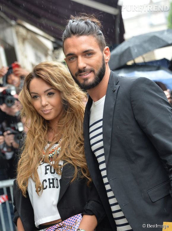 nabilla et thomas hot