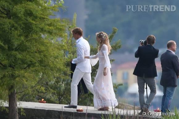 Pierre Casiraghi et Beatrice Borromeo, heureux la veille de leur mariage religieux en Italie !