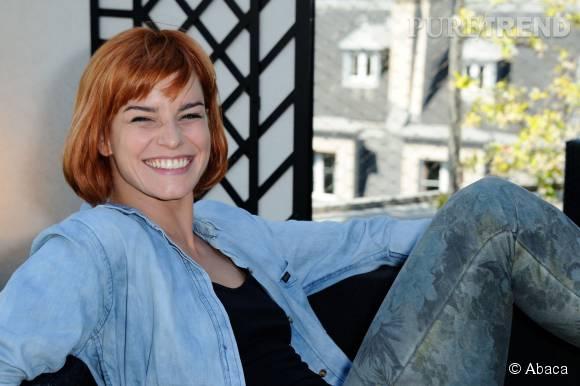 """Fauva Hautot sur le banc des jurés pour """"DALS 6"""", un nouveau rôle pour lequel elle se dit """"assez flippée"""". Une confidence qu'elle a faite à Télé Loisirs."""