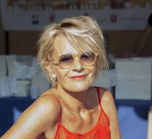 Sophie Davant, une quinqua bien dans sa peau et sans tabou.