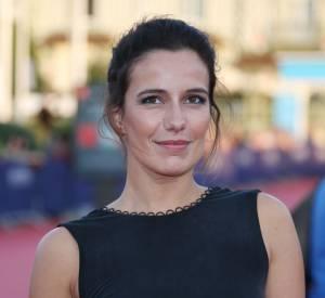 """Zoé Félix ravissante à la première de """"Ruth and Alex"""" le 9 septembre 2015 à Deauville."""