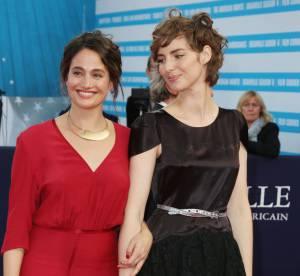 Marie Gillain, Louise Bourgoin, Elizabeth Olsen red carpet 3 étoiles à Deauville