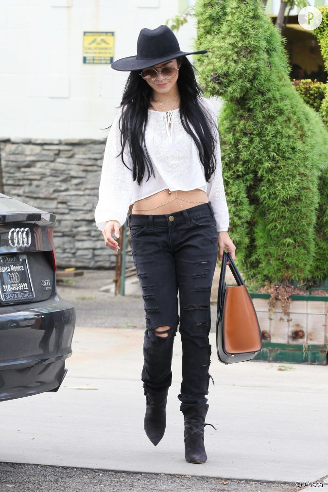 le look boh me de vanessa hudgens shopper. Black Bedroom Furniture Sets. Home Design Ideas