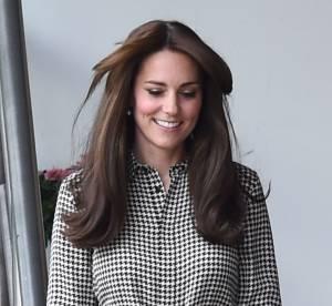 Kate Middleton : robe légère et nouvelle coiffure pour son grand retour !