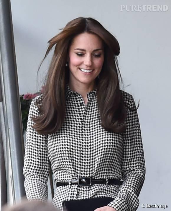 Kate middleton a ot pour une nouvelle coupe de cheveux for Coupe cheveux kate middleton