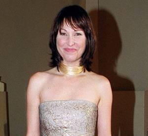 """Evelyne Thomas en 2000, alors que """"C'est mon choix cartonnait""""."""
