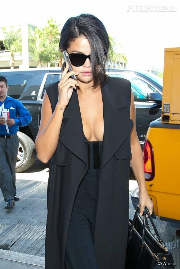 Selena Gomez très sexy dans les rues de Los Angeles.