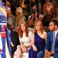 Jessica Chastain et Julianne Moore, deux rousses en front row.