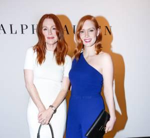 Julianne Moore et Jessica Chastain : les deux rousses de Ralph Lauren
