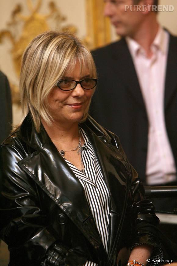 France Gall s'est confiée sur le décès de sa fille, au micro de Karine Ferri sur RFM.
