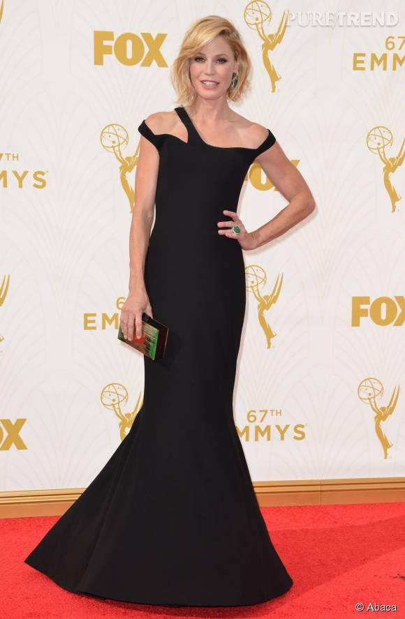 """Top    Julie Bowen de """"Modern Family"""" chicissime en Georges Chakra Couture."""