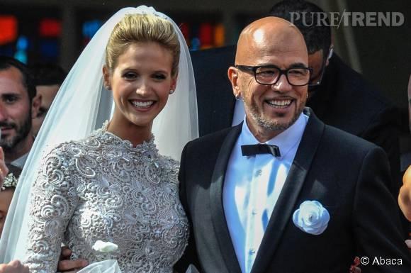 Pascal Obispo a épousé Julie Hantson au Cap-Ferret.