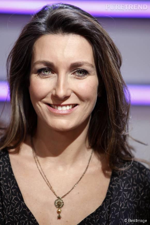 Anne-Claire Coudray a commis sa première bourde aux commandes des journaux de TF1.