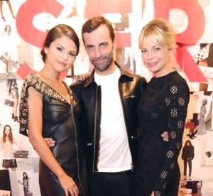 Selena Gomez, Alexa Chung, Catherine Deneuve à l'expo Louis Vuitton Series 3