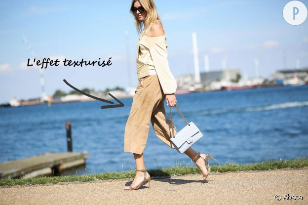 La jupe-culotte