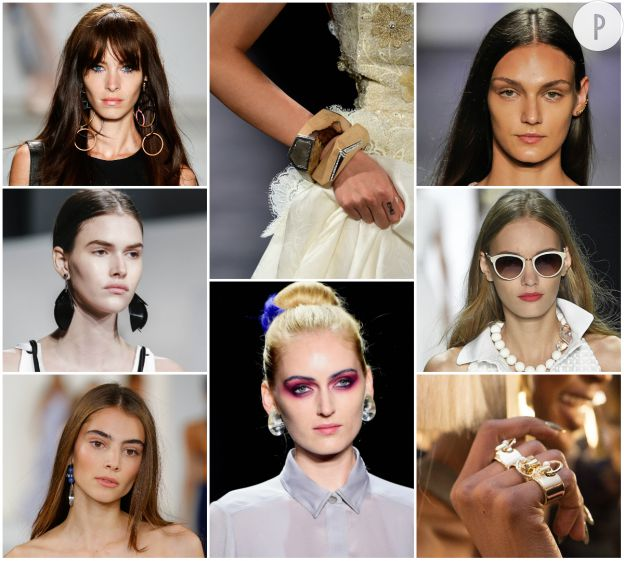 Fashion week Printemps-Été 2016 : nos inspirations bijoux.
