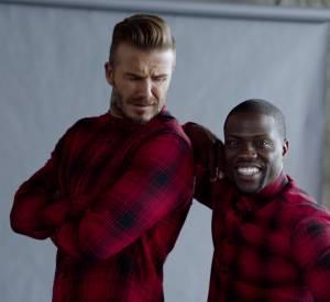 Trailer de la nouvelle campagne de l'Automne 2015 d'H&M avec David Beckham et Kevin Hart.