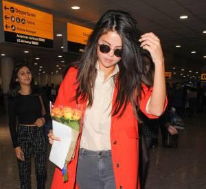 Selena Gomez, look chic et vitaminé pour l'automne... On la copie