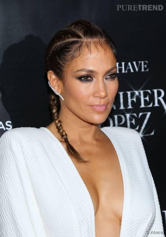 Jennifer Lopez était sur la scène du festival iHeartRadio ce week-end.