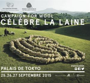 """""""Campaign for wool"""" : le rendez-vous des amoureux de la laine"""