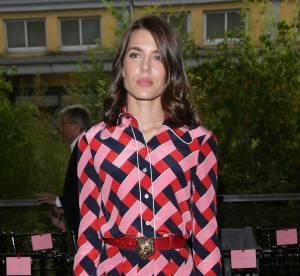 Charlotte Casiraghi : retour dans les 70's chez Gucci