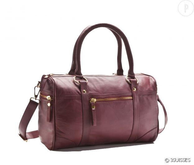 Sac 3SUISSES Collection, 39,60 euros.