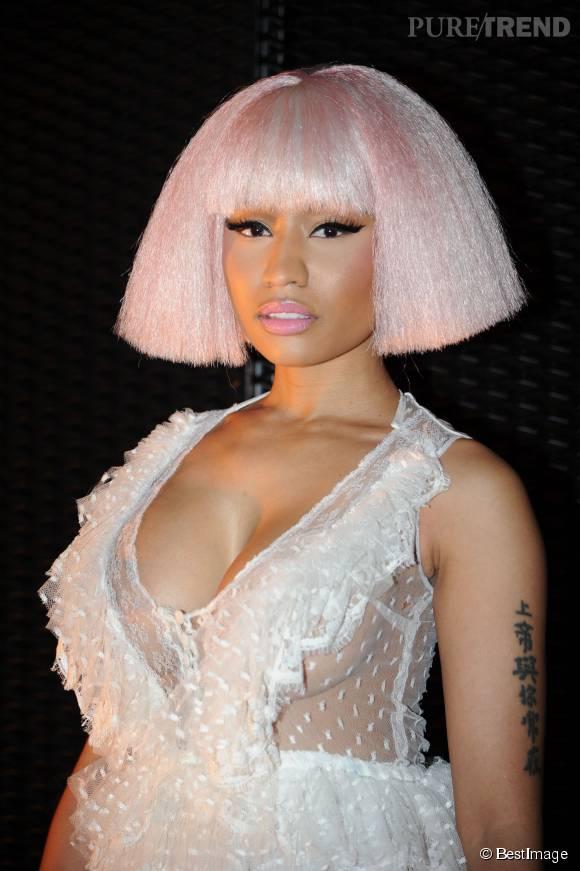 Nicki Minaj vole la vedette à Kim Kardashian