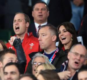 Kate Middleton : déchaînée dans les tribunes avec le prince William