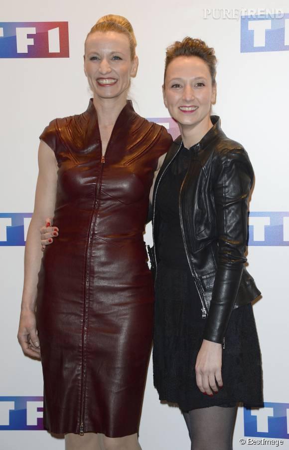 Alexandra Lamy, bientôt au cinéma aux côtés de sa soeur, Audrey ?