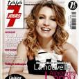 Alexandra Lamy fait la couverture de  Télé 7 Jours  (du 3 au 9 octobre 2015).
