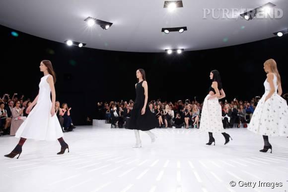 Défilé Printemps-Été 2015 Christian Dior.