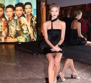 Karlie Kloss : reine de Milan pour les dix ans du Vogue Chine