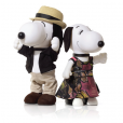 Snoopy et Belle par Tracy Reese.