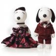 Snoopy et Belle par Zac Posen.