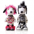 Snoopy et Belle par Betsey Johnson.