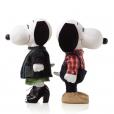 Snoopy et Belle par Costello Tagliapietra.