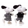 Snoopy et Belle par Diane Von Furstenberg.