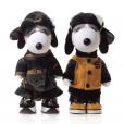 Snoopy et Belle par DKNY (Donna Karan).