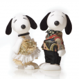 Snoopy et Belle par Dries Van Noten.