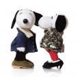 Snoopy et Belle par Isabel Marant.