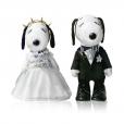 Snoopy et Belle par Kaviar Gauche.