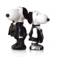 Snoopy et Belle par Kenneth Cole.