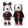 Snoopy et Belle par MAC Cosmetics.
