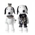 Snoopy et Belle par Marta Larsson.