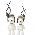 Snoopy et Belle par Philip Treacy.