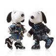 Snoopy et Belle par Anna Sui.