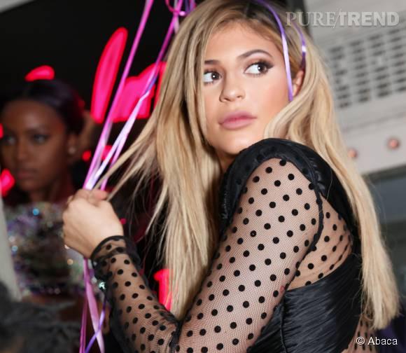 Kylie Jenner, une bimbo qui a de l'ambition.