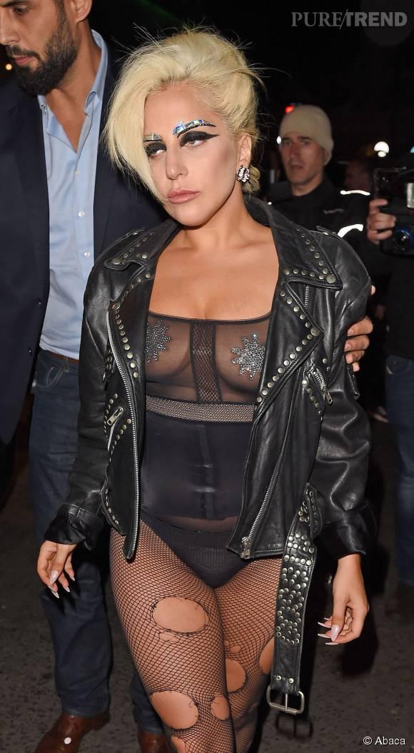 Lady Gaga, musique, télé, mariage, 2015 une année réussie.