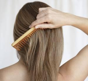 Leçon de coiffure avec un peigne : Tuto 3