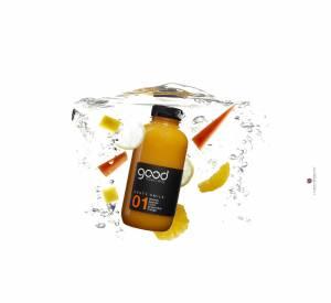 Good Organic Only : des jus sexy avec des vertus !
